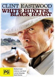 White Hunter, Black Heart on DVD image