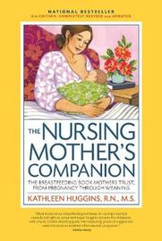 Nursing Mother's Companion 8th Edition by Kathleen Huggins image