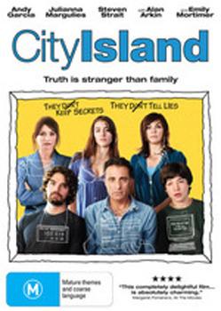 City Island on DVD image