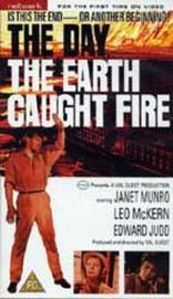 The Day The Earth Caught Fire on DVD