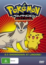 Pokemon - Advanced Battle 8.5 / 8.6 (2 Disc Set) on DVD
