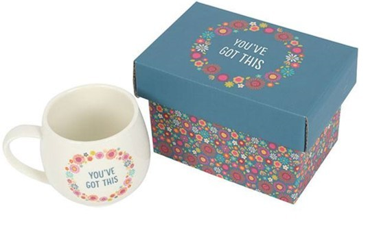 You'Ve Got This Mug & Box