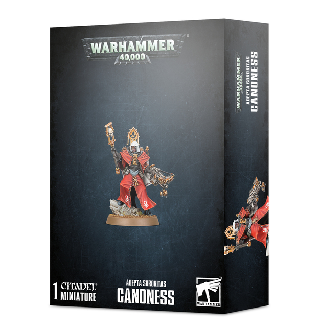 Warhammer 40,000: Adepta Sororitas Canoness