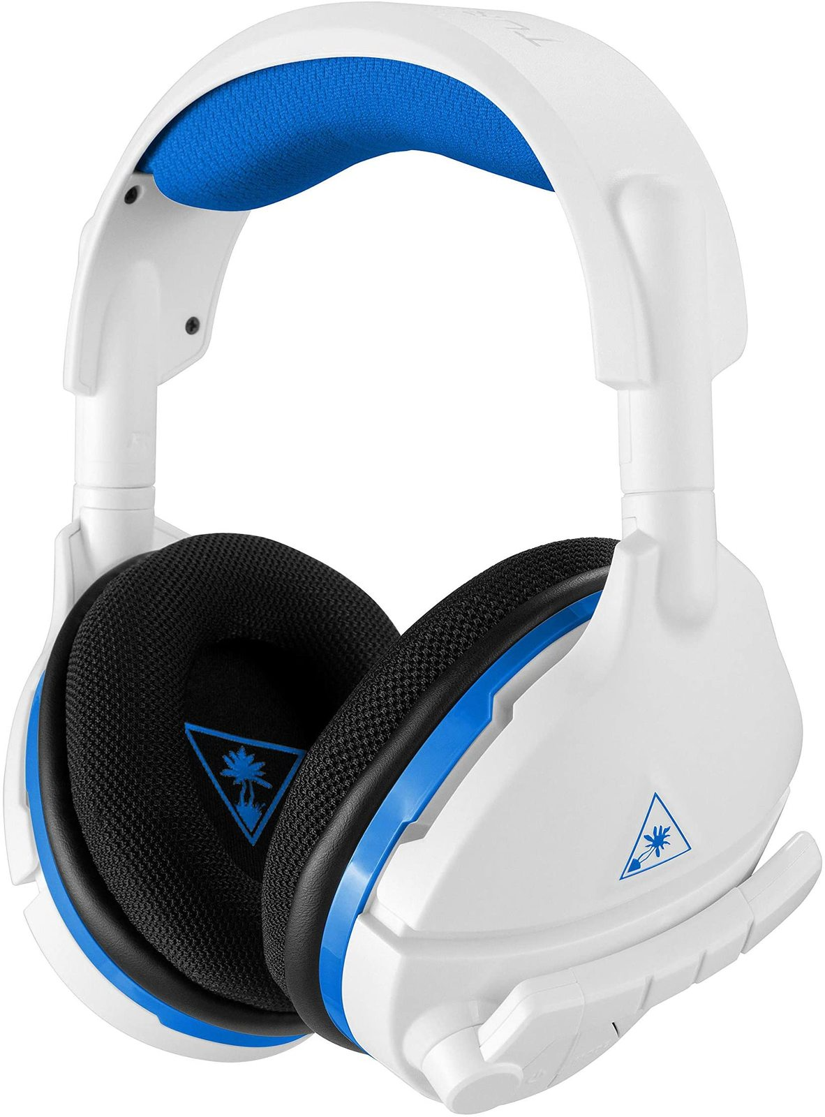 Turtle Beach Ear Force Stealth 600P Gaming Headset - White for PS4 image