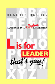L is for Leader by Heather Hughes image