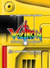Voltron: Defender Of The Universe - Collection 5 (3 Disc Box Set) on DVD