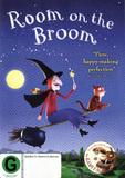 Room on the Broom on DVD