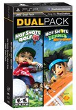 PSP Dual Pack - Hot Shots Golf: Open Tee and Hot Shots Tennis: Get a Grip for PSP