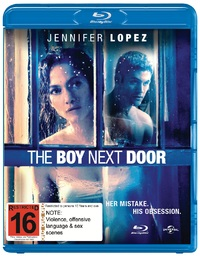 The Boy Next Door on Blu-ray