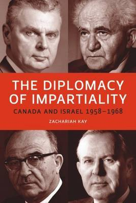 The Diplomacy of Impartiality by Zachariah Kay image