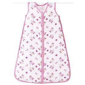 Aden+Anais Classic Sleeping Bag - Princess Posie Butterfly (Medium)