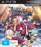The Legend of Heroes: Trails of Cold Steel for PS3