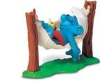 The Smurfs - Smurf in Hammock