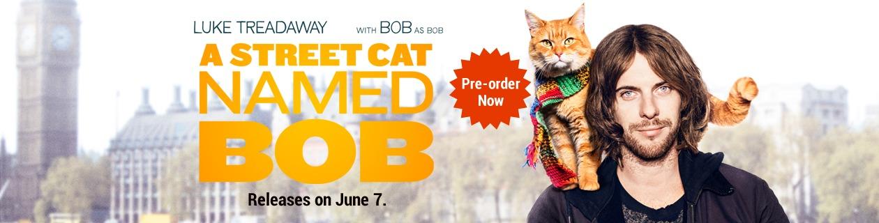 Streetcat Named Bob