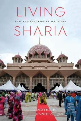 Living Sharia by Timothy P. Daniels image