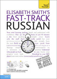 Teach Yourself Fast-track Russian by Elisabeth Smith image