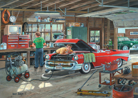 Holdson: Junction Times Tune Up for Cruisin - 1000pc Puzzle