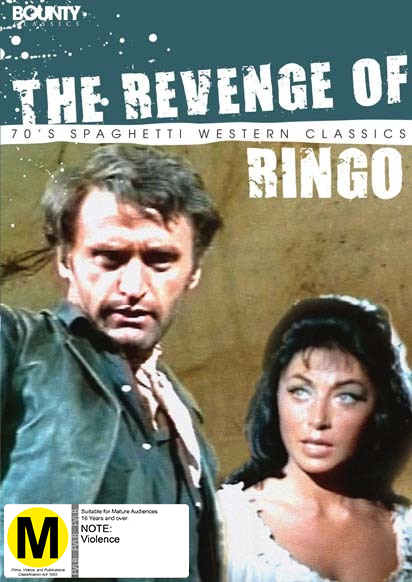 The Revenge of Ringo on DVD image