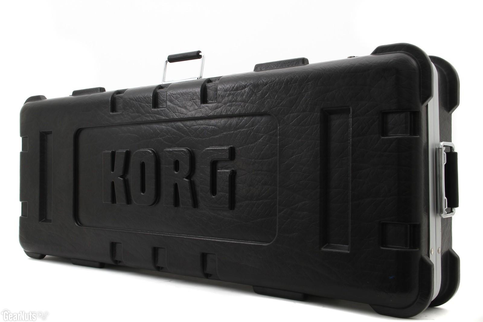 Korg Hard case for Kronos 2 88 in black image