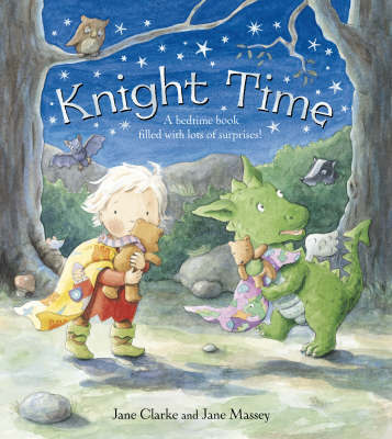 Knight Time by Jane Clarke image
