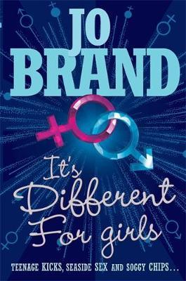 It's Different for Girls by Jo Brand image