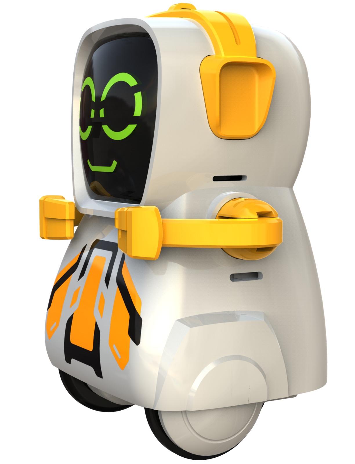 Silverlit: Pokibot Square - Yellow image
