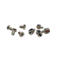 Qnap Kit-M2Ssdinst-01 Installation Kit For M.2 Ssd, 4 X Flat Head Machine Screw; 4 X Riser Screw