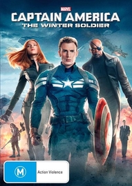 Captain America: The Winter Soldier on UHD Blu-ray