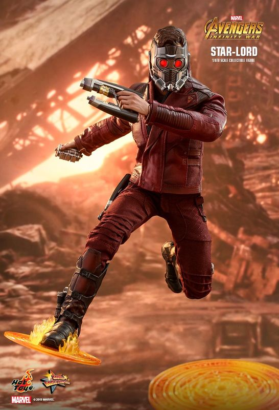 """Avengers Infinity War: Star-Lord - 12"""" Articulated Figure"""