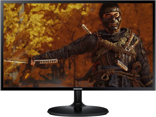 "24"" Samsung 1080p 60Hz 4ms FreeSync Gaming Monitor"