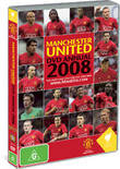 Manchester United DVD Annual 2008 on DVD