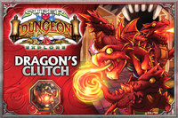 Super Dungeon Explore - Dragons Clutch