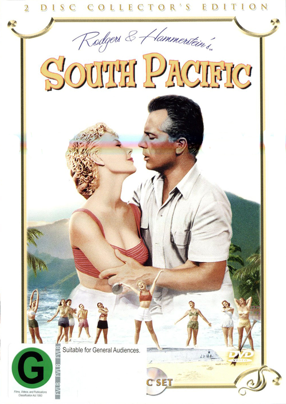 South Pacific - Collector's Edition (2 Disc Set) on DVD