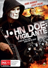 John Doe: Vigilante on DVD
