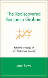 The Rediscovered Benjamin Graham by Benjamin Graham image