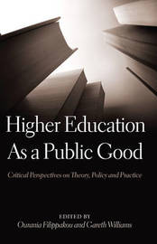 Higher Education As a Public Good image