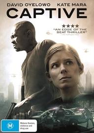 Captive on DVD