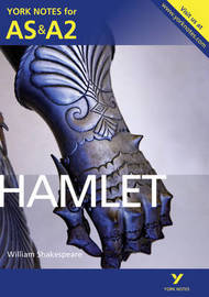 Hamlet: York Notes for AS & A2 by Jeff Wood