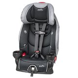 Evenflo: SecureKid Lx Booster Car Seat - Raven