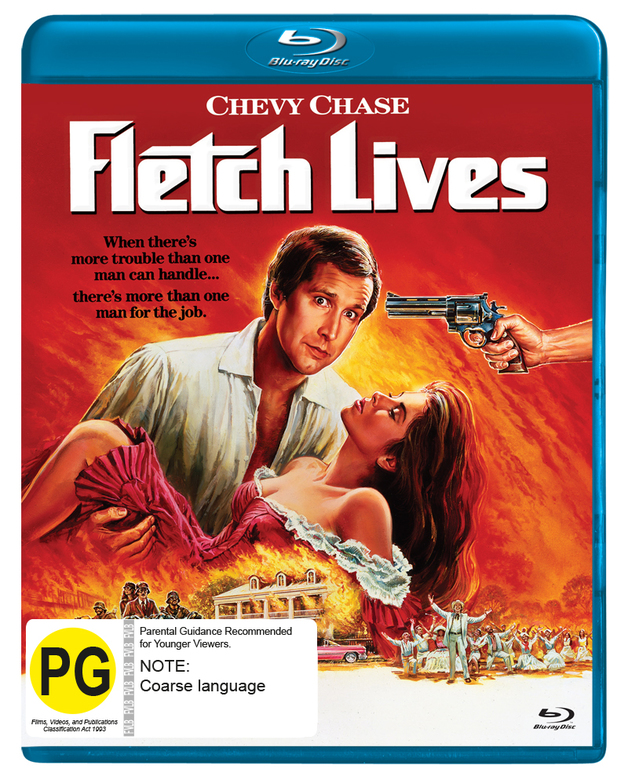 Fletch Lives on Blu-ray