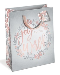 Lady Jayne: Winter Blush Large Bag with Gift Tag