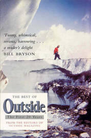 Best of Outside: The Picador Book of Adventure by Mariah Media Inc image