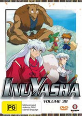InuYasha - Vol. 38 on DVD