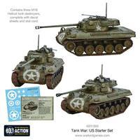 Tank War: US Starter Set image