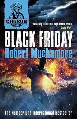 Black Friday by Robert Muchamore image