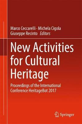 New Activities For Cultural Heritage image