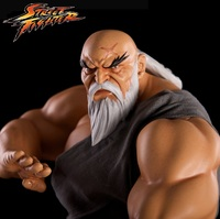 Street Fighter: Gouken - 1:4 Scale Statue