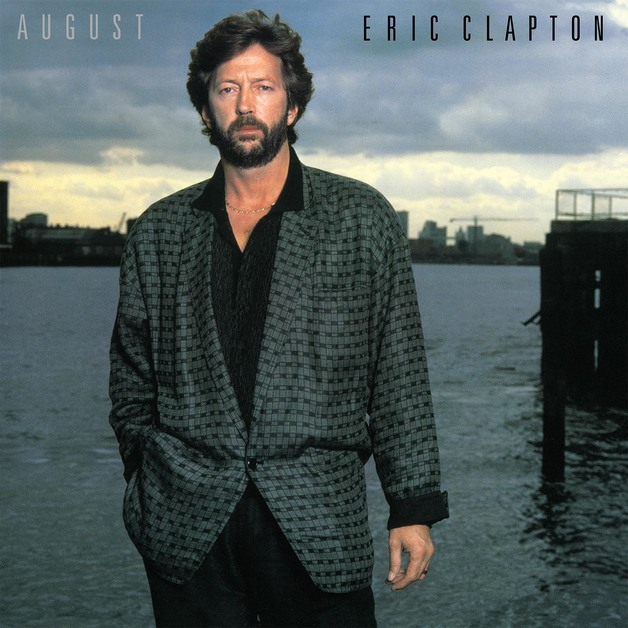 August by Eric Clapton