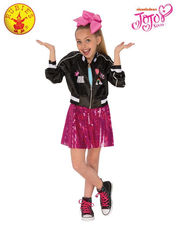 Jojo Siwa Jacket Costume - Size S