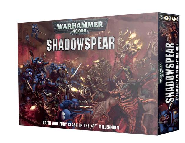 Warhammer 40,000: Shadowspear | at Mighty Ape Australia